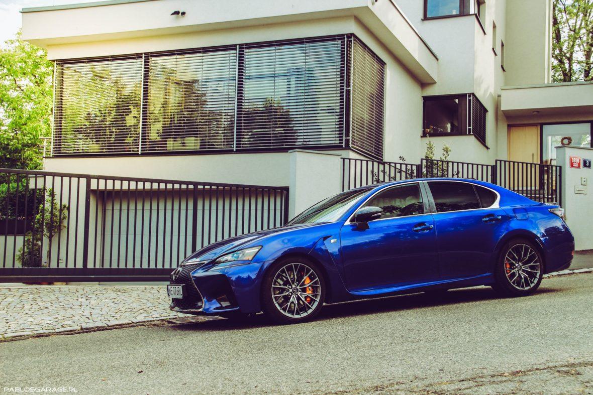 Lexus GS-F V8 5.0 477 KM
