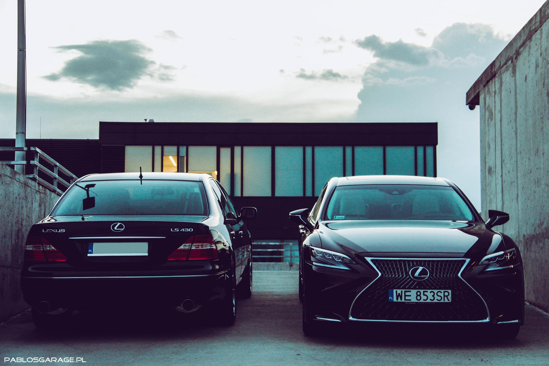 2018 Lexus LS 500 Omotenashi 3,5 V6
