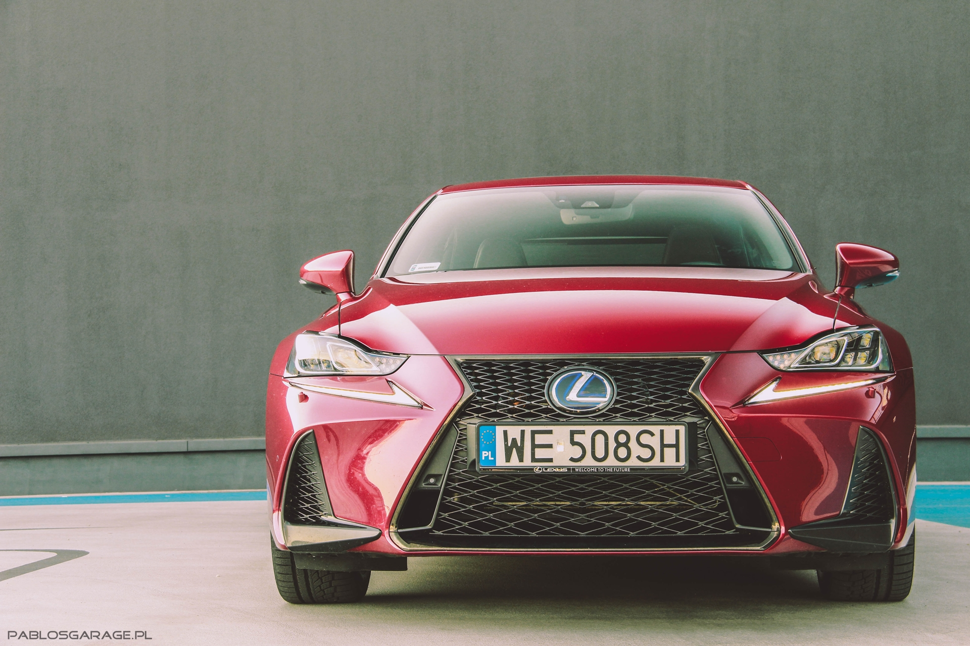 Lexus IS300H F Sport 2018