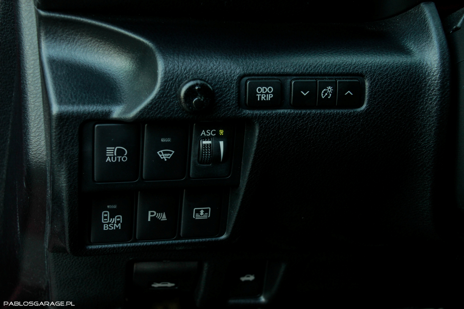 Lexus IS300H F Sport 2018 interior