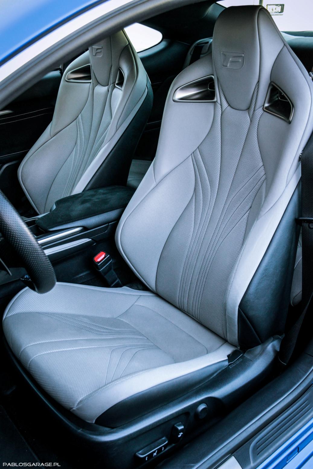 2018 Lexus RC F 5.0 V8