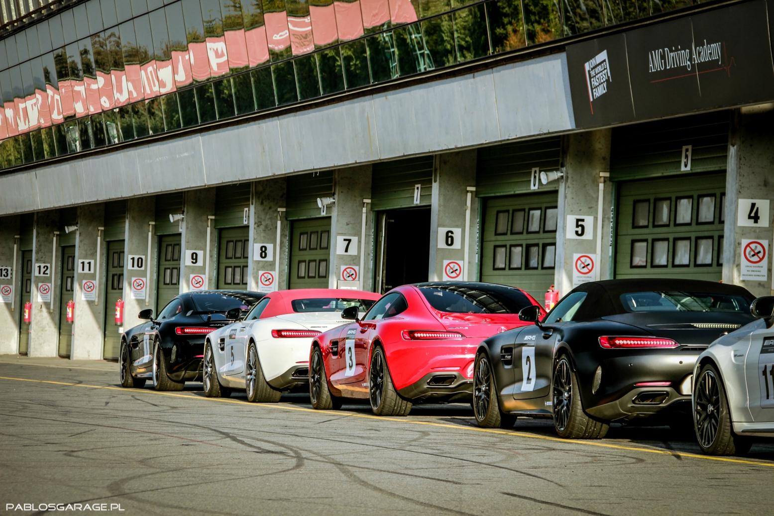 AMG Driving Academy Polska