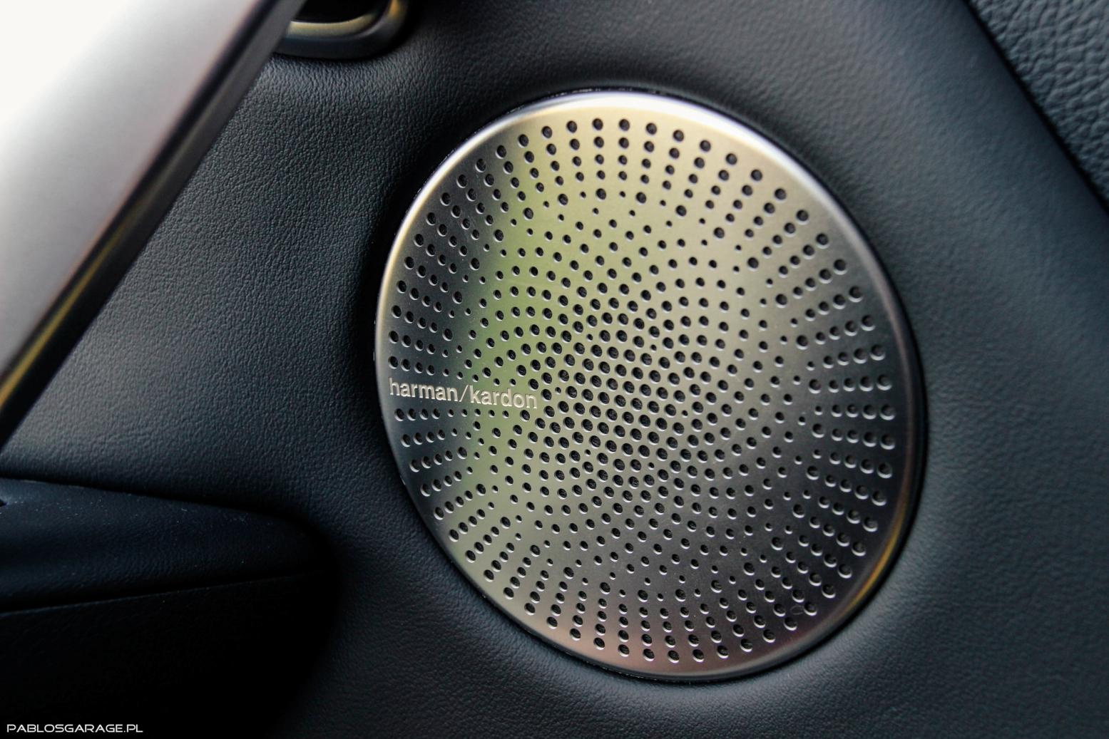 KIA STinger GT 3.3 T-GDi 370 KM interior