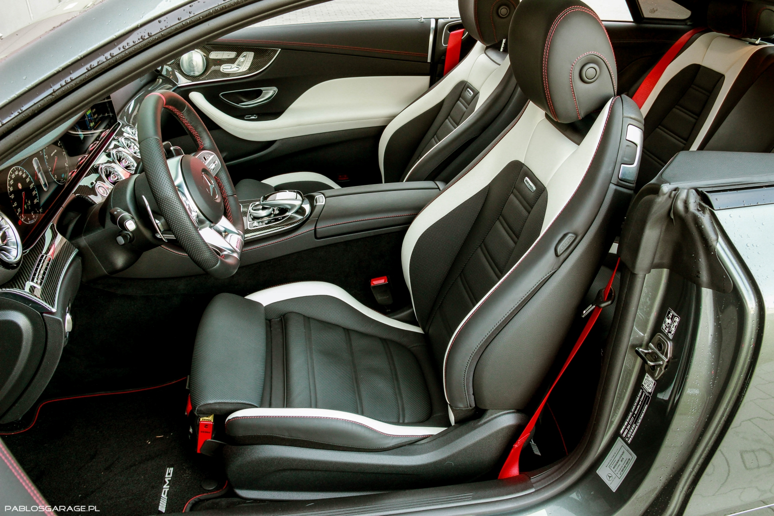 Mercedes E53 AMG Coupe