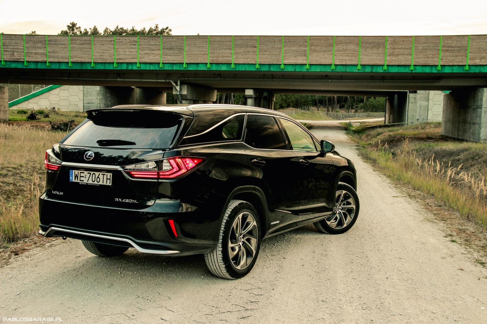 Lexus RX 450h L