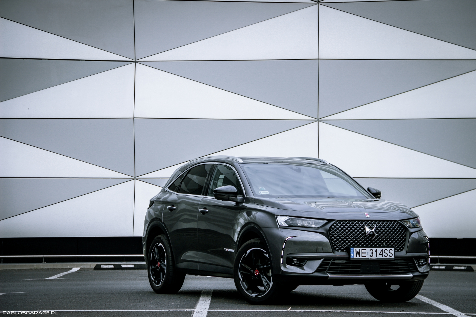 DS7 Crossback 1.6 PureTech 225 KM Performance line