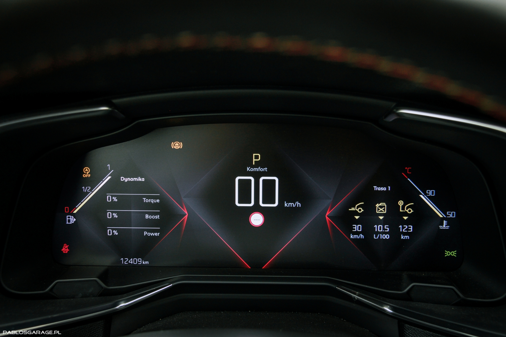 DS7 Crossback 1.6 PureTech 225 KM Performance line