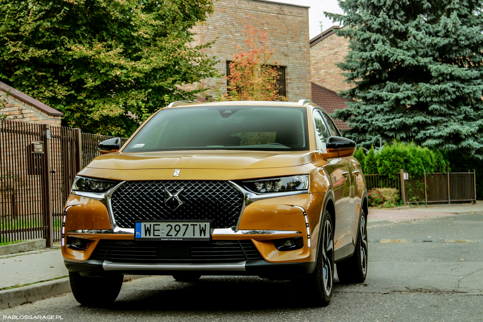 DS7 Crossback 2.0 BlueHDi 180 KM Opera