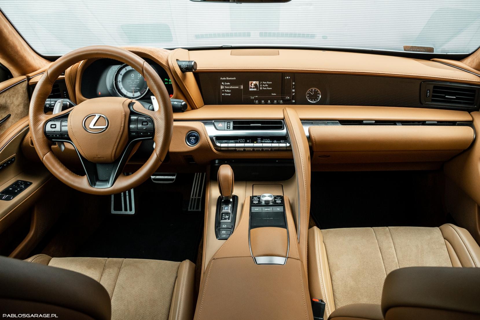 Lexus LC 500h Superturismo 3,5 V6