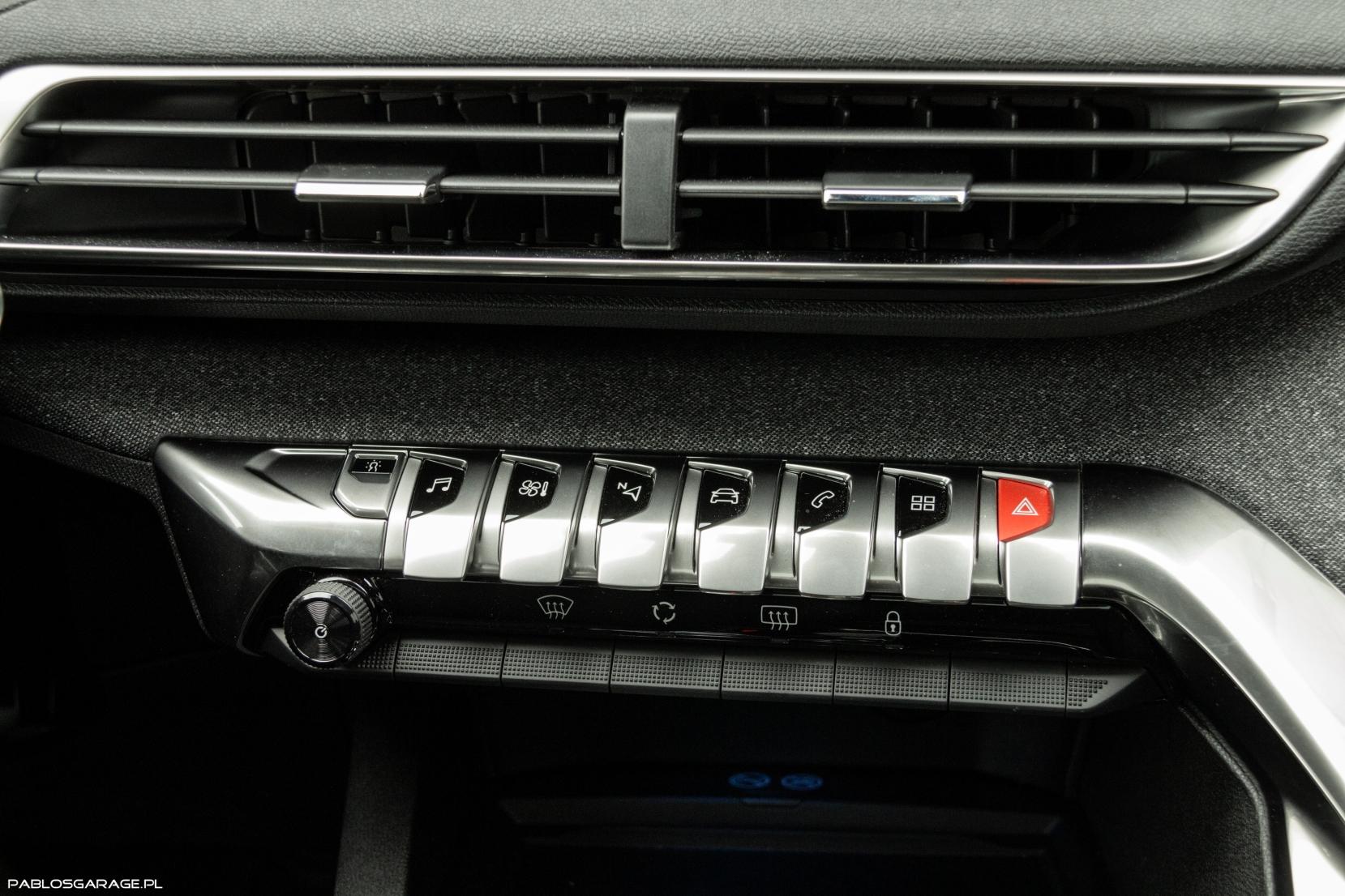 Peugeot 3008 1.6 PureTech 180 KM Allure