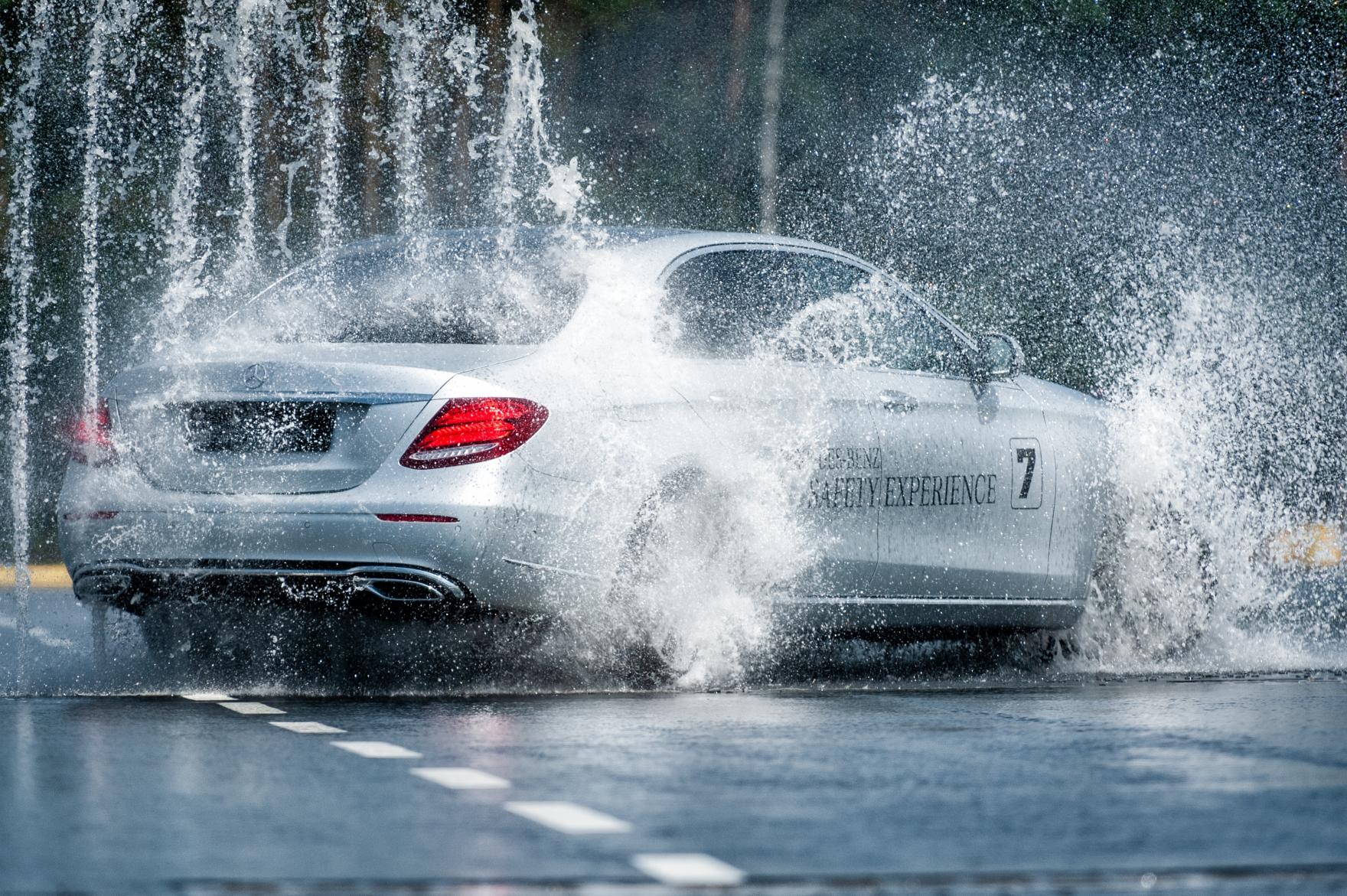 Mercedes Driving Experience