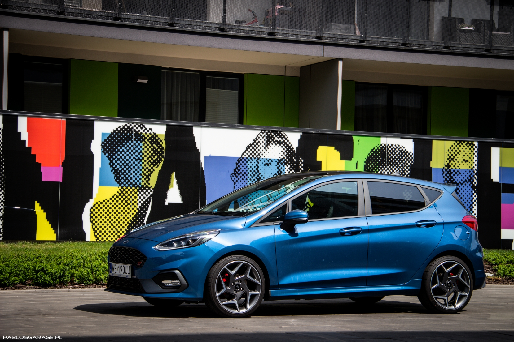 2019 Ford Fiesta ST 1.5 EcoBoost 200 KM