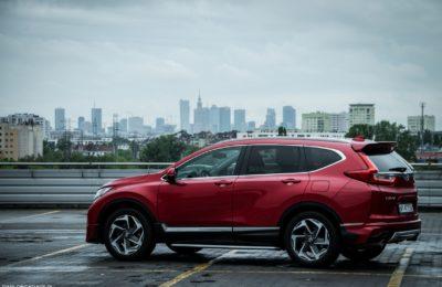 Honda CR-V 1.5 T Executive AWD – test, opinia, dane techniczne
