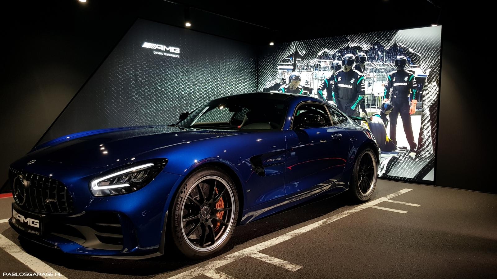 Mercedes-Benz GT R, GT S