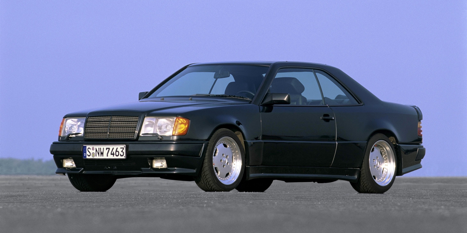 Mercedes-Benz The Hammer Widebody