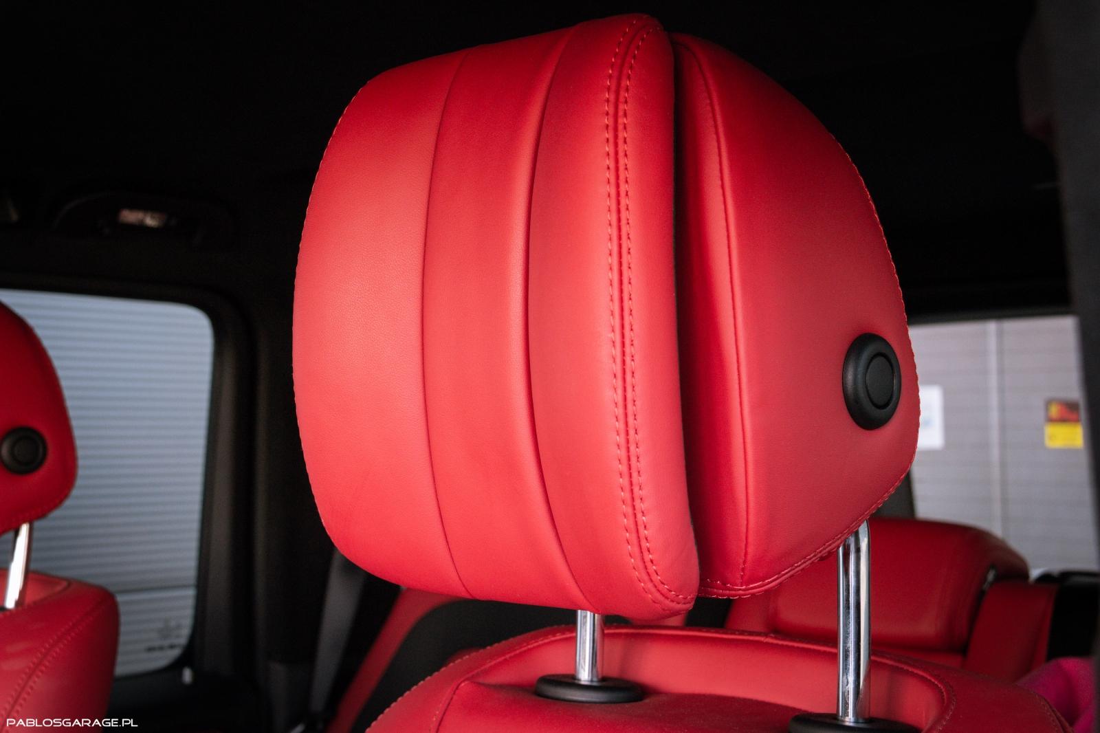 Mercedes-Benz G63 AMG 585 KM