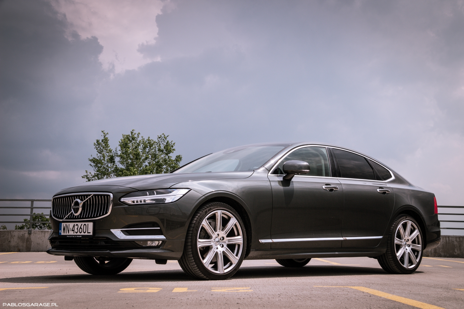 Volvo S90 T5 Inscription 254 KM