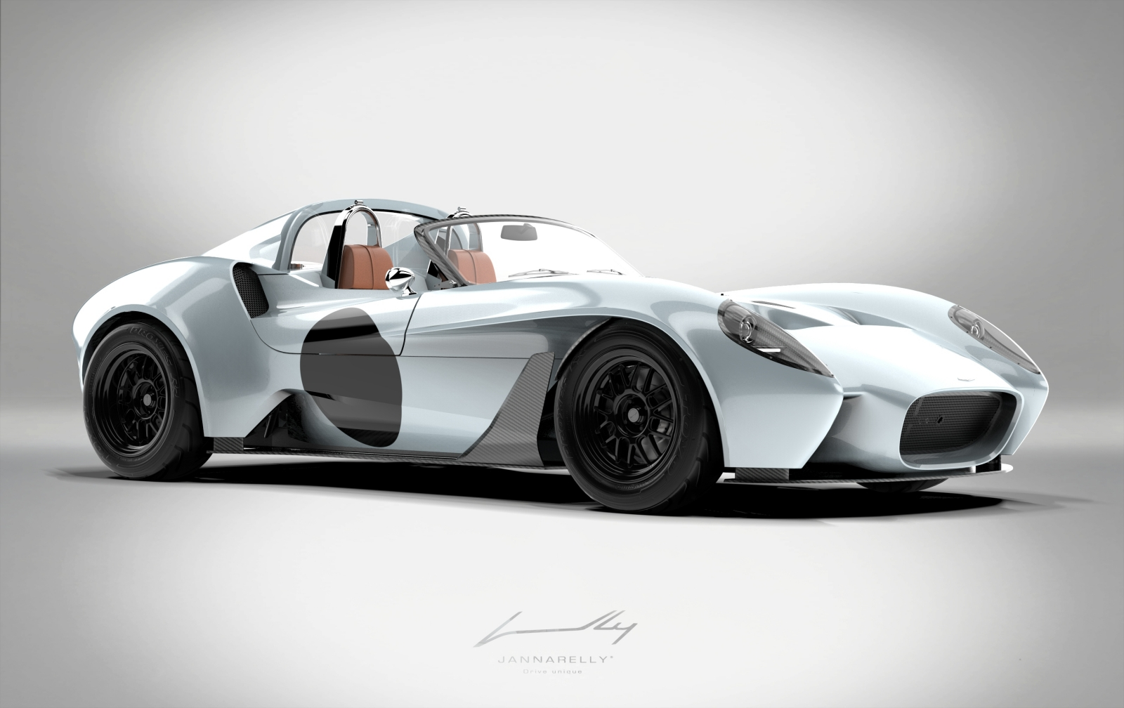 Jannarelly Design-1 Drive unique 3,5 V6