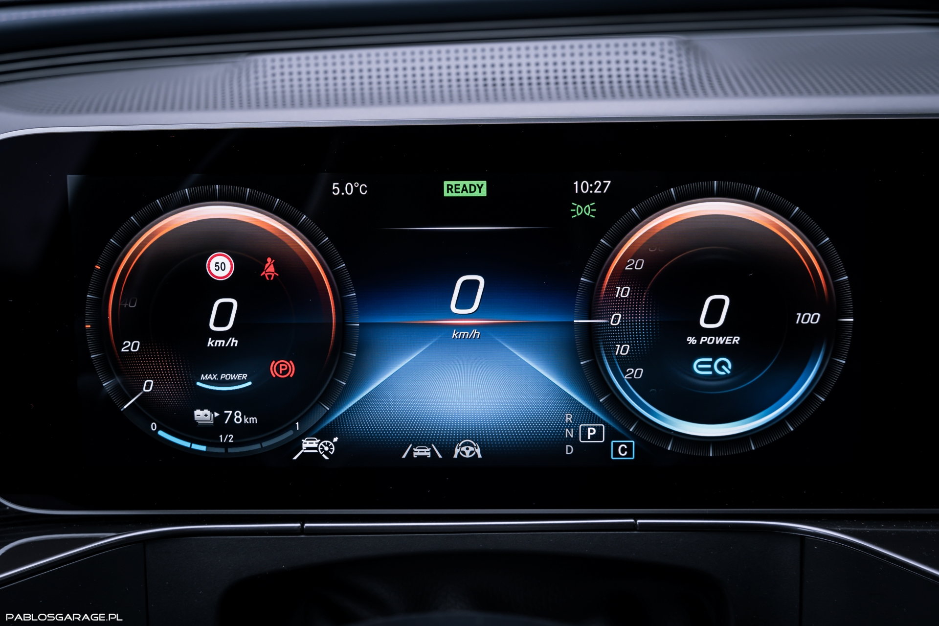 Mercedes-Benz EQC400   408 KM   Samochód elektryczny