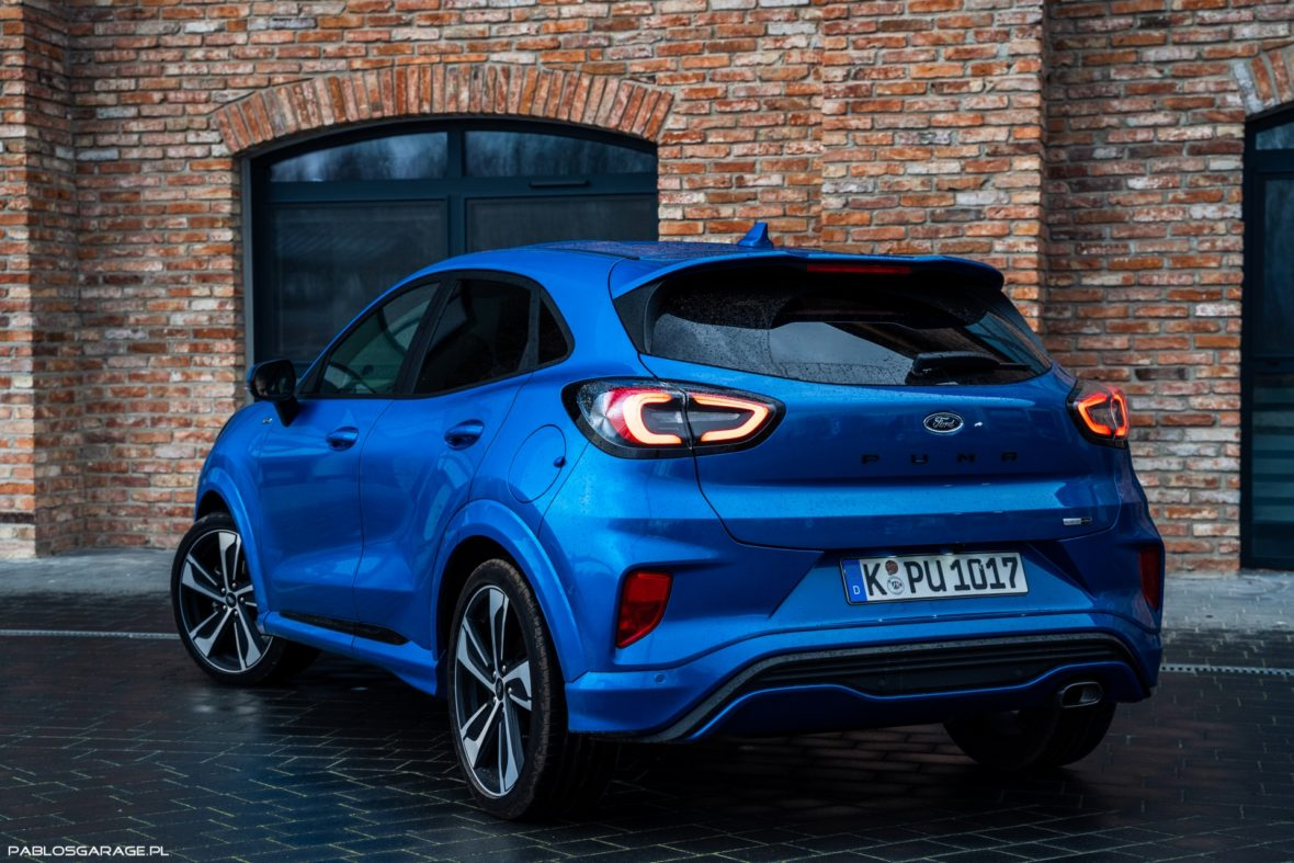2020 Ford Puma 1.0 EcoBoost ST-Line