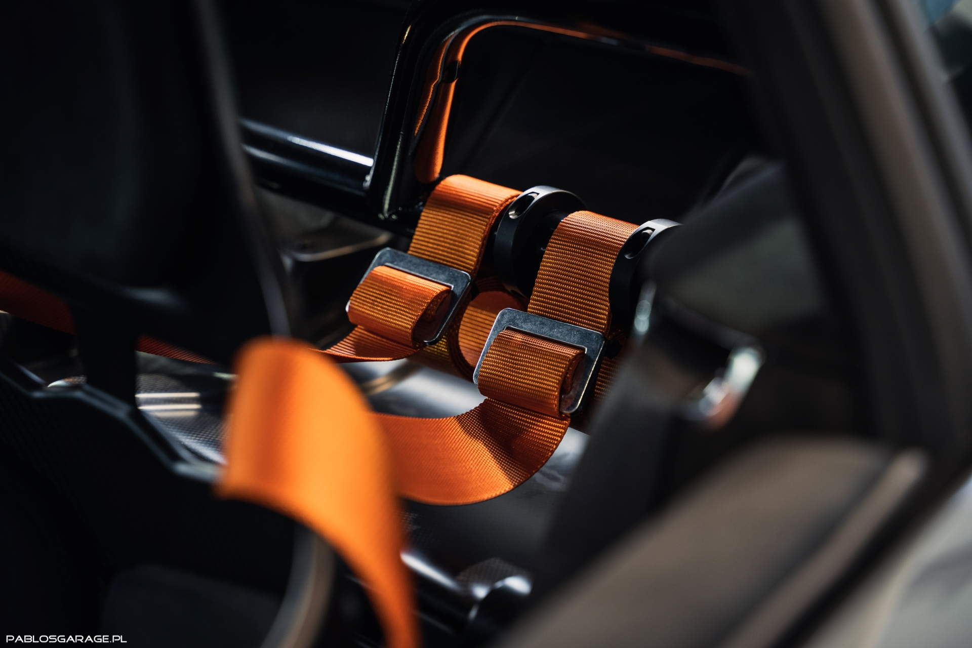 McLaren 620 R - BMW Fus