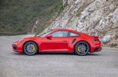 Porsche 911 Turbo S 650 KM
