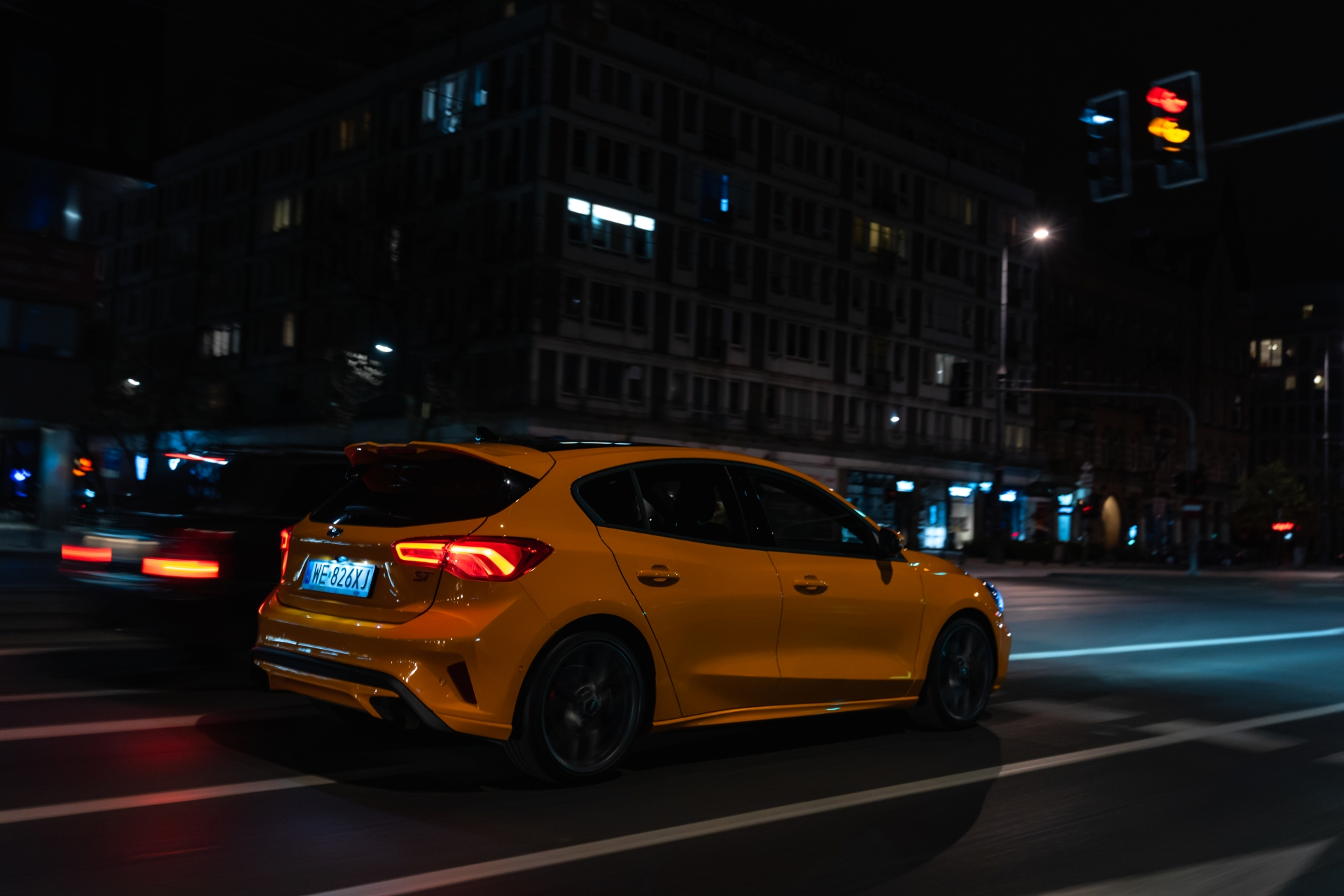 Ford Focus ST 280 KM ST3