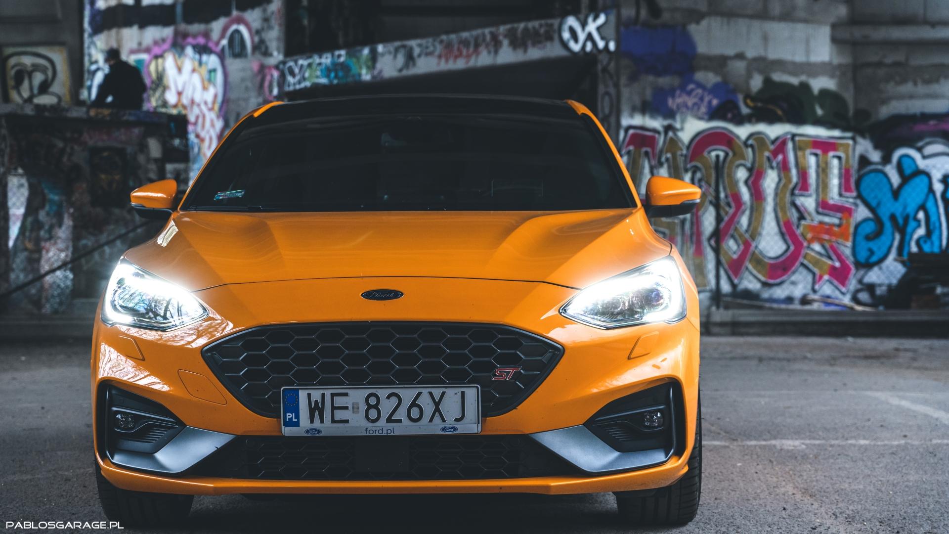Ford Focus ST 280 KM ST3