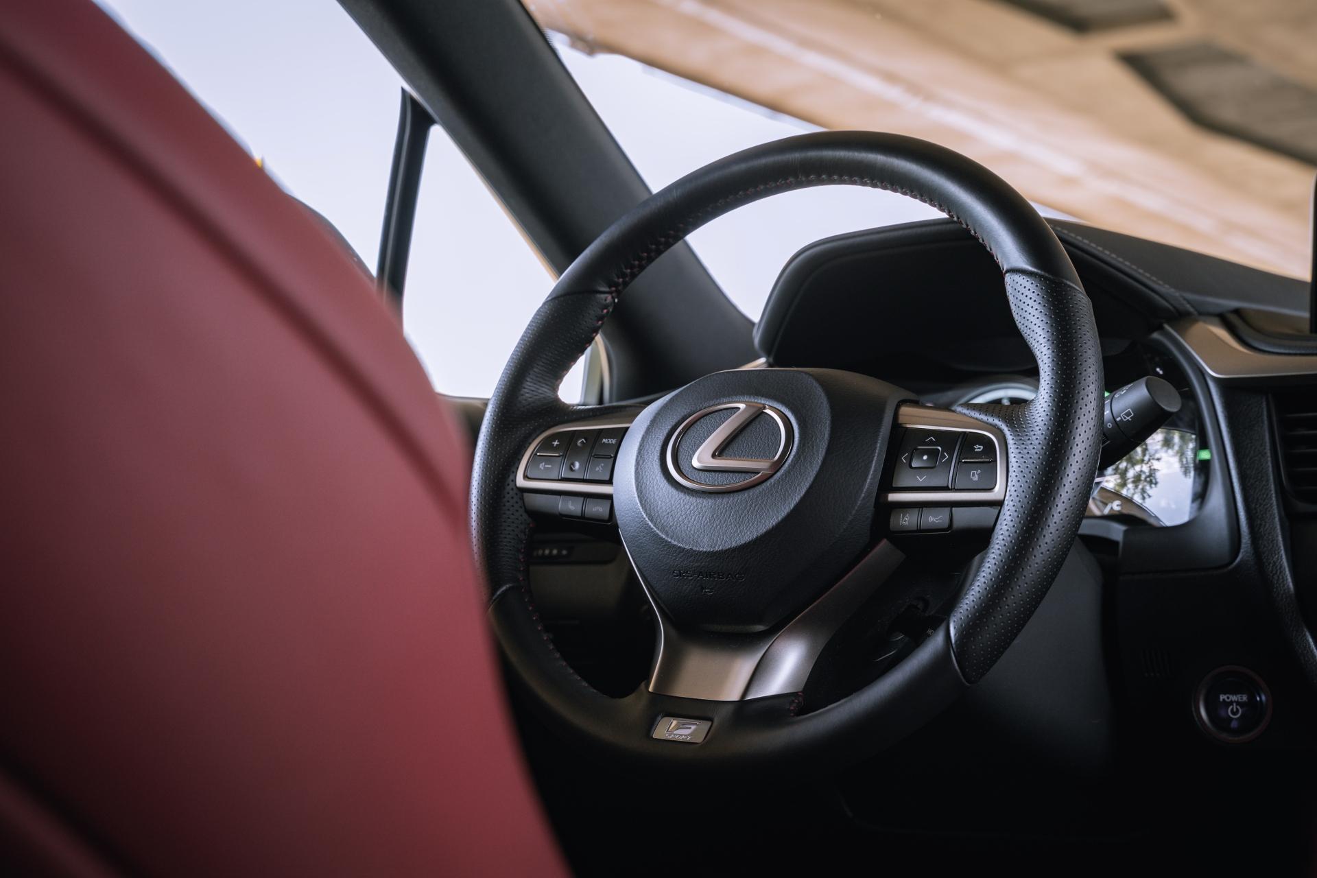 2020 Lexus RX450h F Sport