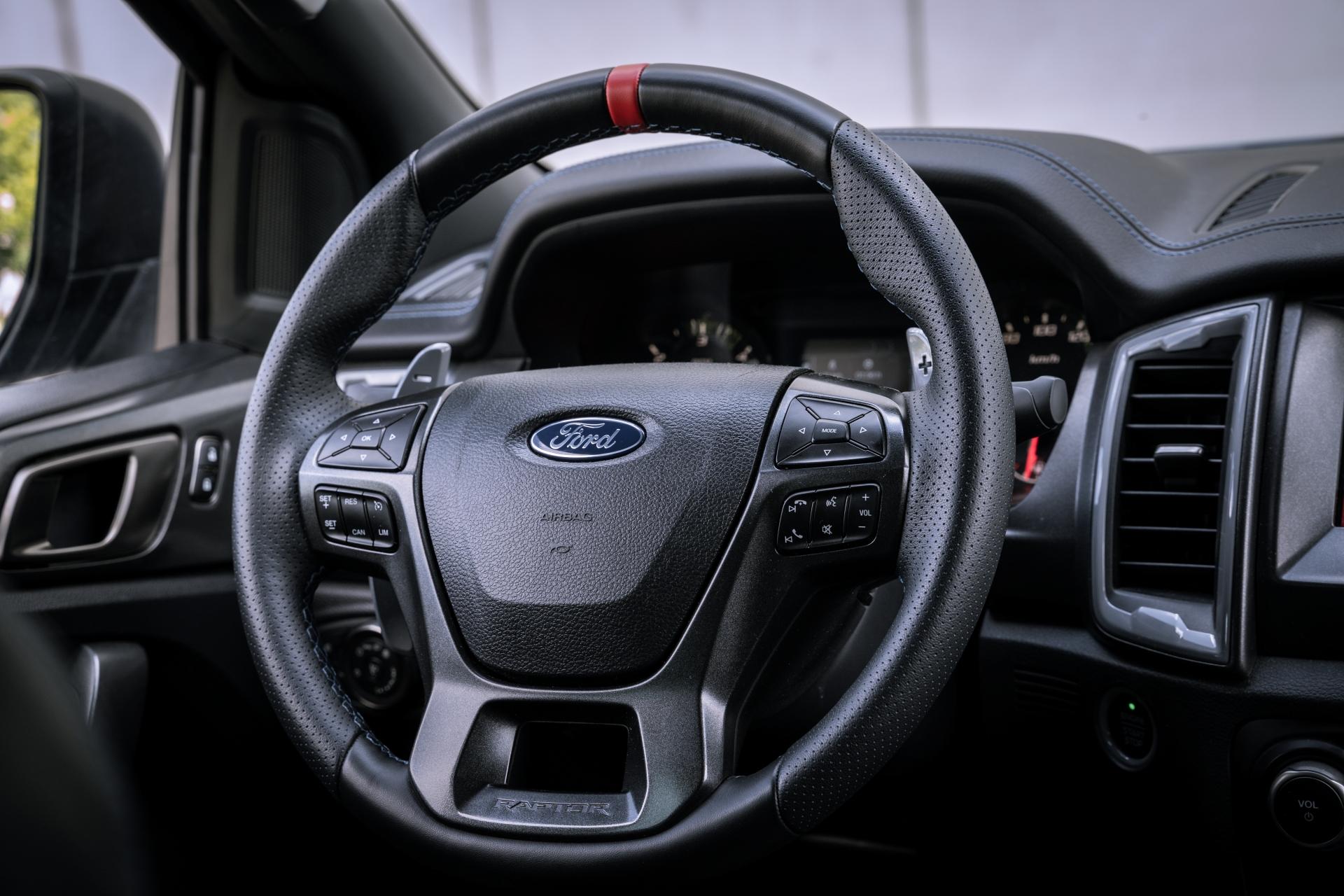 Ford Ranger Raptor 2.0 EcoBlue Bi-Turbo 213 KM Test