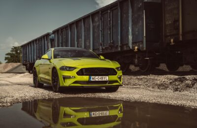 2019-2020 Ford Mustang GT 5.0 V8 450 KM poliftowy