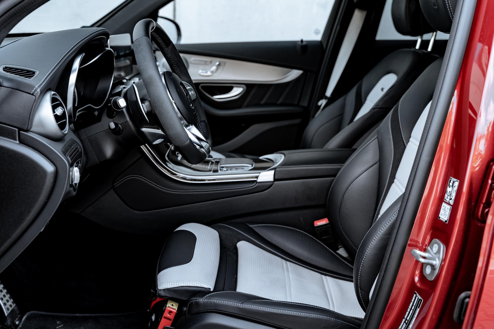 Mercedes-AMG GLC63S 4Matic+ 4.0 V8 510 KM 700 Nm