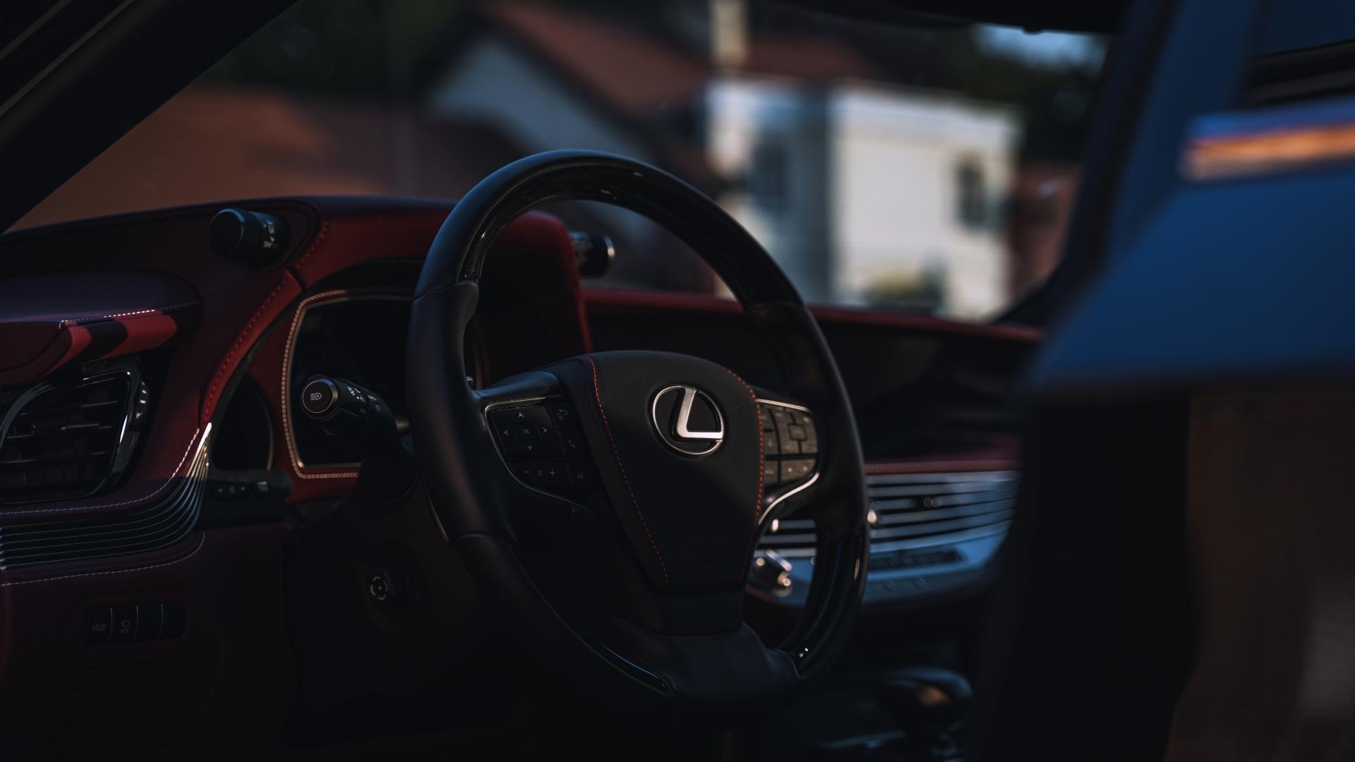 2020 Lexus LS500h 3.5 V6 359 KM Omotenashi