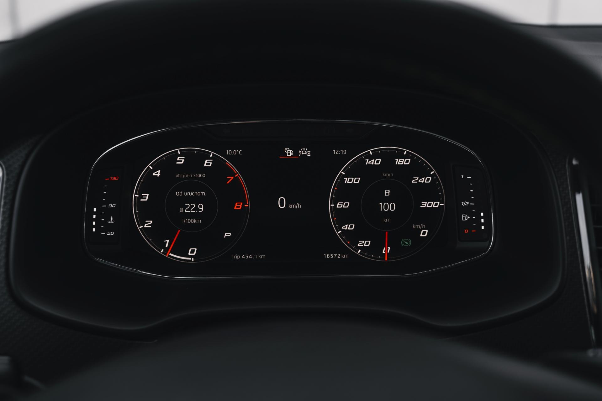 Cupra Ateca Limited Edition Akrapovic 300 KM