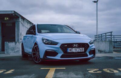 Hyundai i30N Performance 275 KM