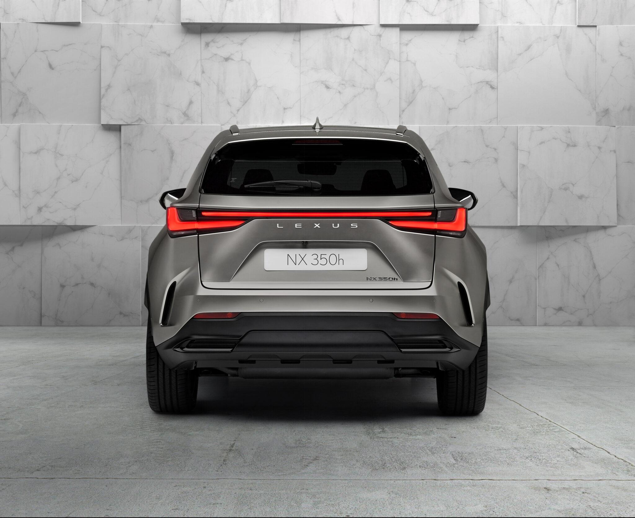 2022 Lexus NX 350h