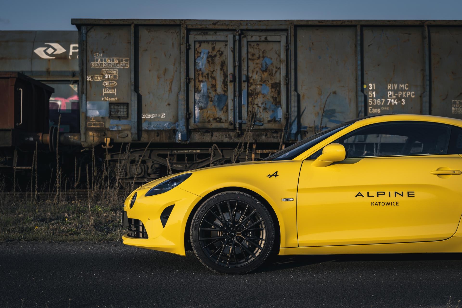 Alpine A110S 292 KM Color Edition